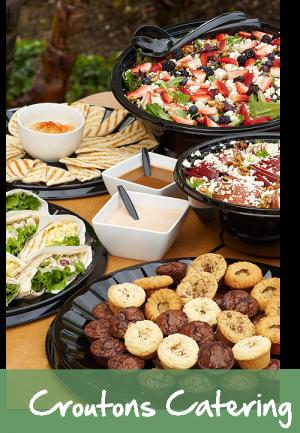 Catering - Croutonstogo Restaurants